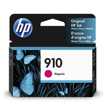 HP 910 3YL59AN cartouche d'encre originale magenta