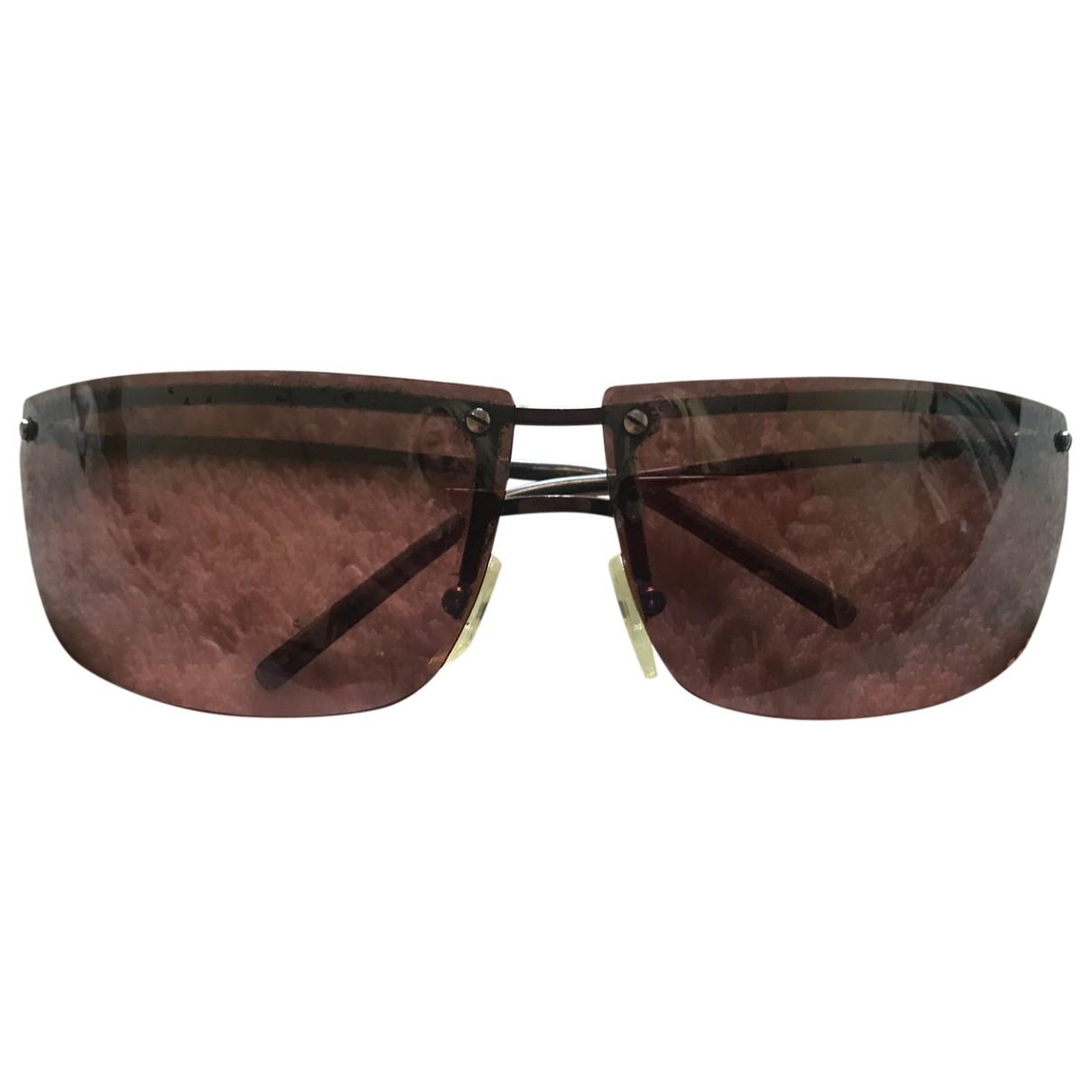 Gucci \N Brown Sunglasses for Women \N