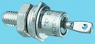 Vishay 1200V 320A, Silicon Junction Diode, 2-Pin DO-9 VS-240UR120D
