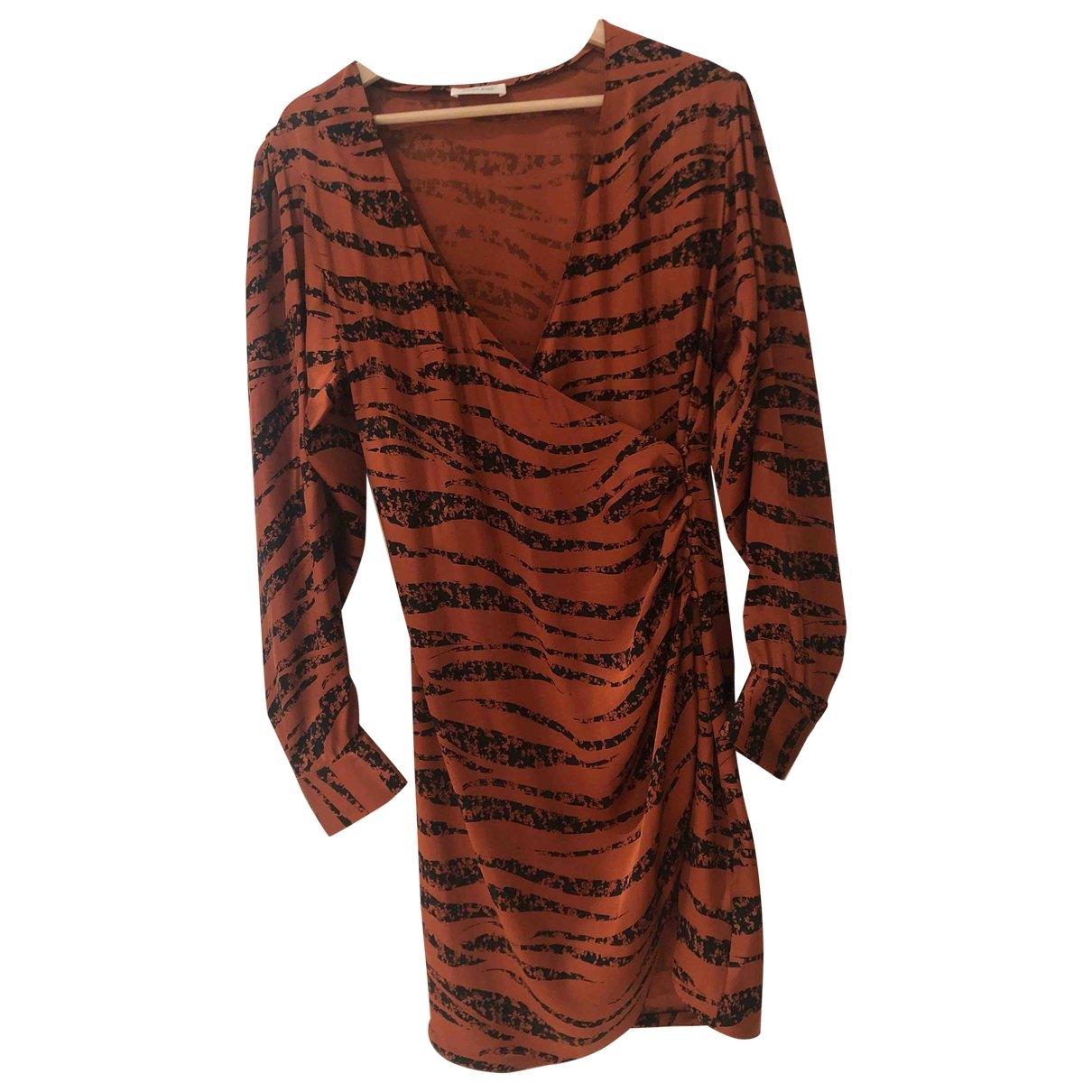 Anine Bing Fall Winter 2019 Silk dress for Women M International