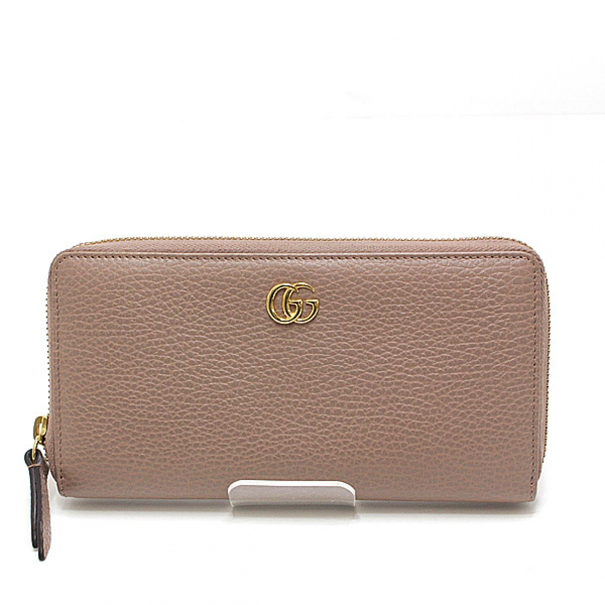 Gucci Continental Beige Leather wallet for Women \N