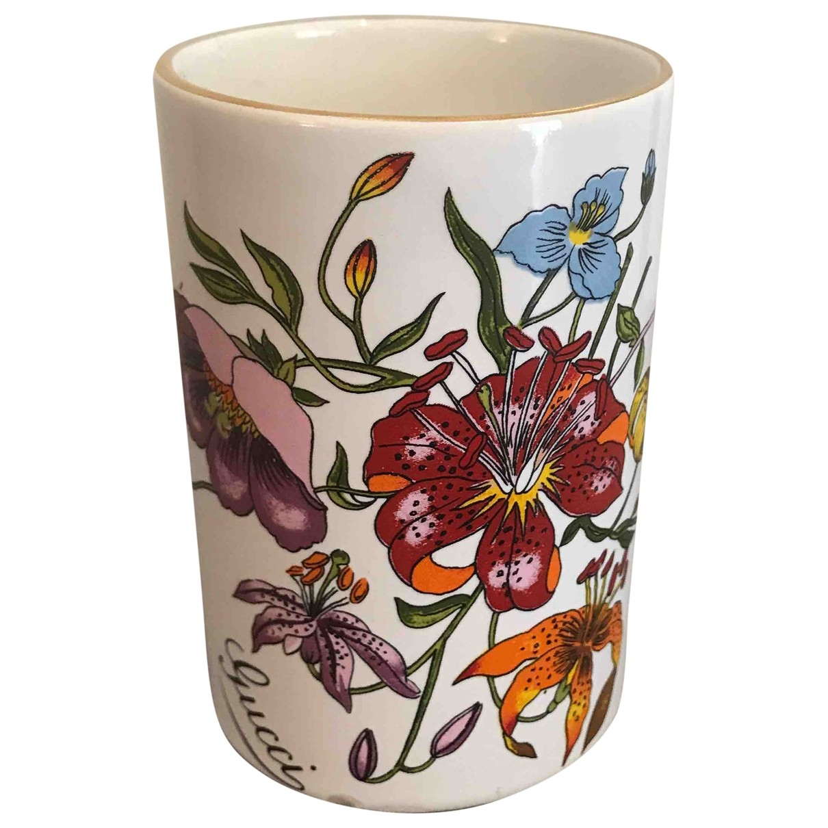 Gucci \N Multicolour Porcelain Dinnerware for Life & Living \N