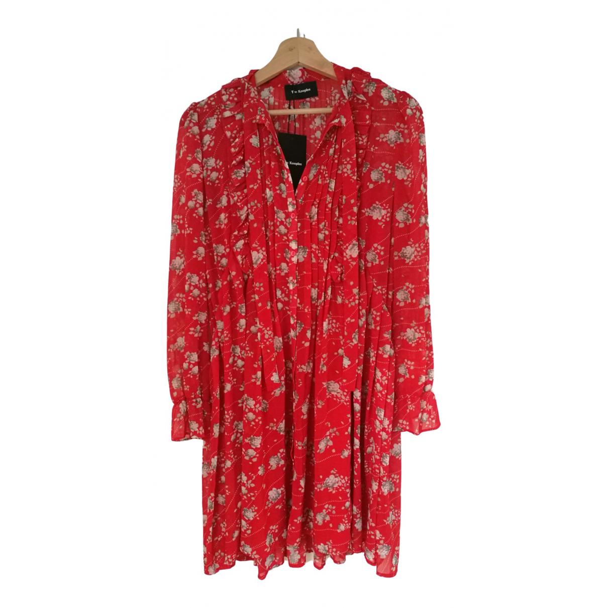 The Kooples \N Red dress for Women 36 FR