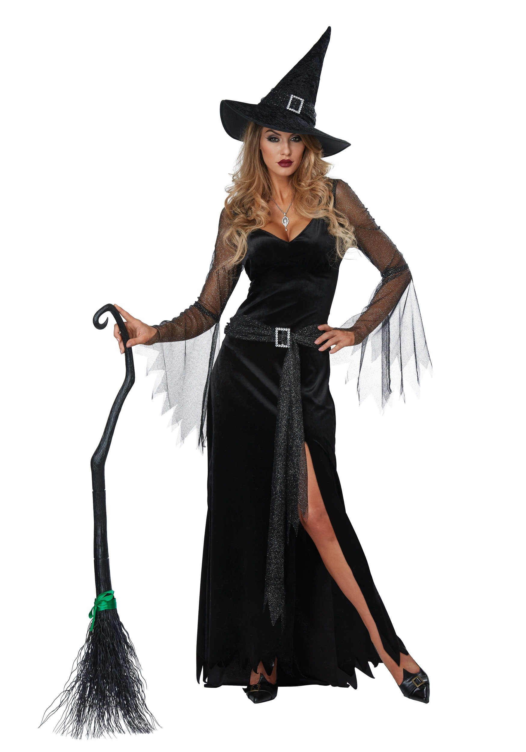 Rich Witch Costume for Women