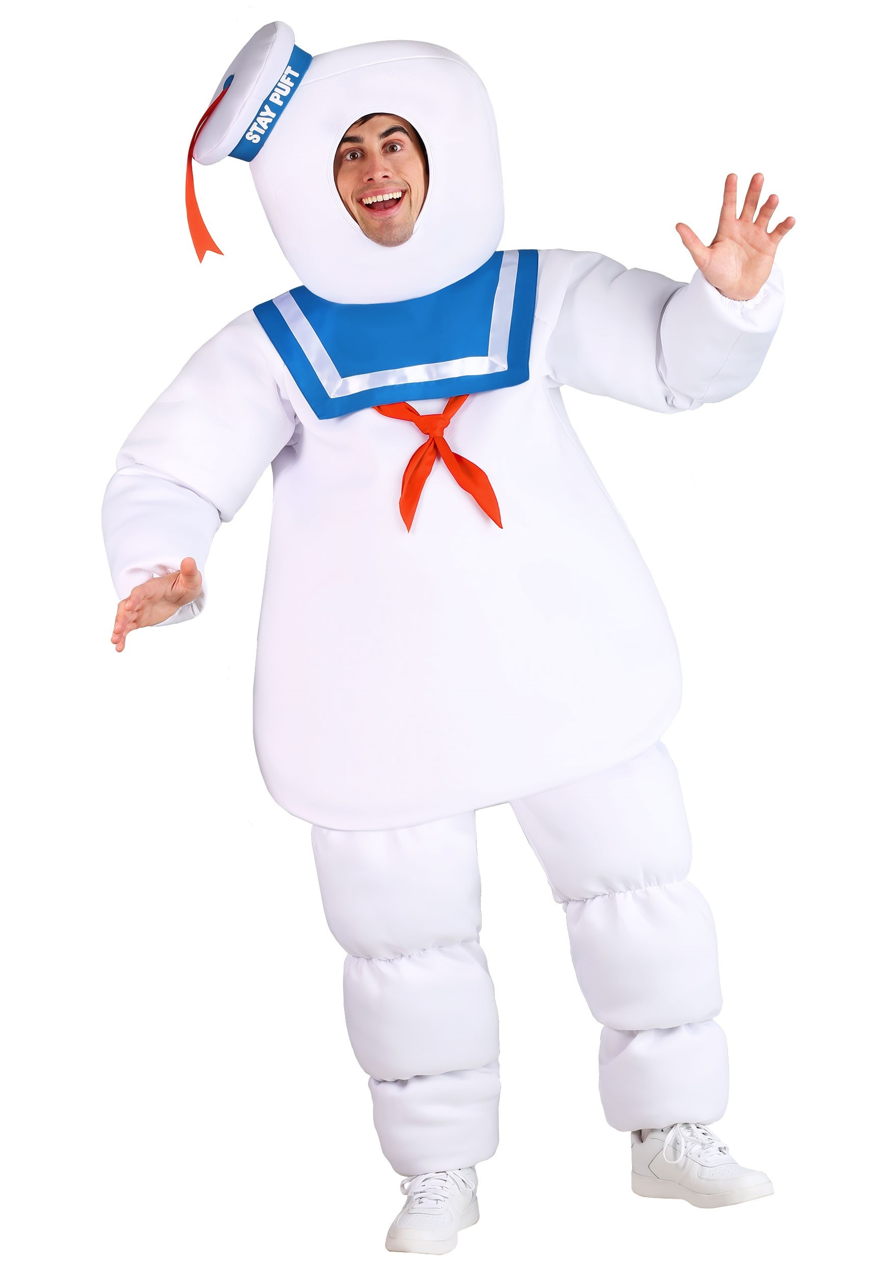 Ghostbusters Stay Puft Costume for Adults
