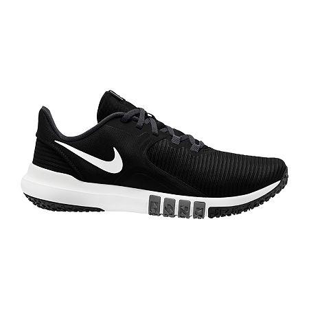 Nike Flex Control TR4 Mens Training Shoes, 8 1/2 Medium, Black