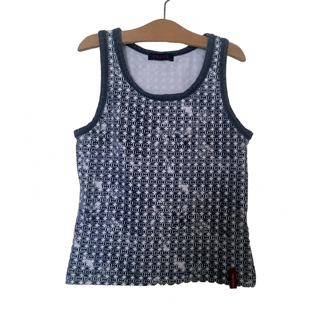 Non Signé / Unsigned \N Navy Cotton  top for Kids 12 years - XS FR