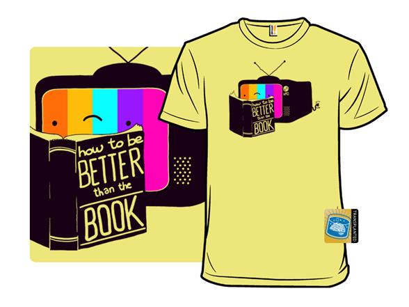 Self Improvement T Shirt