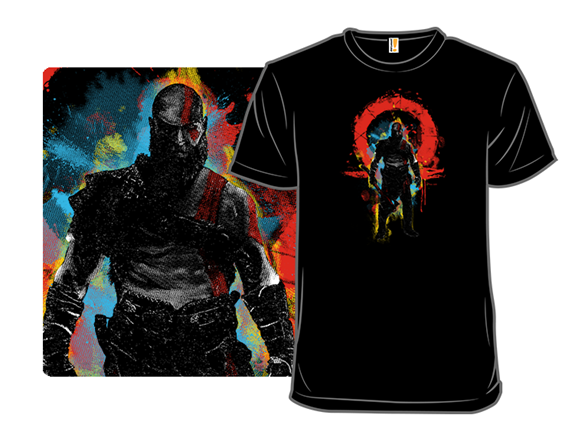 Storm Of War T Shirt