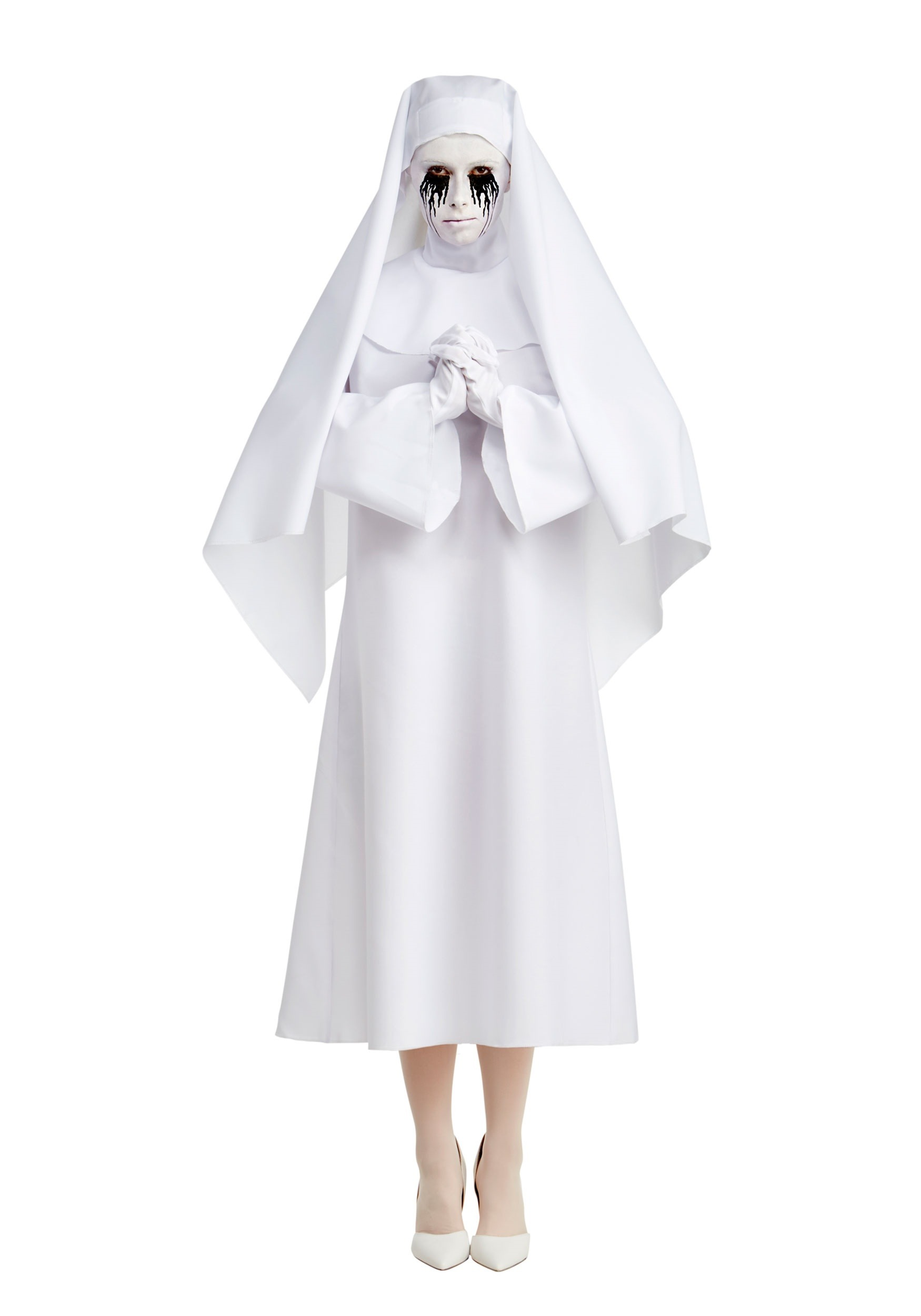 American Horror Story The White Nun Deluxe Costume for Women