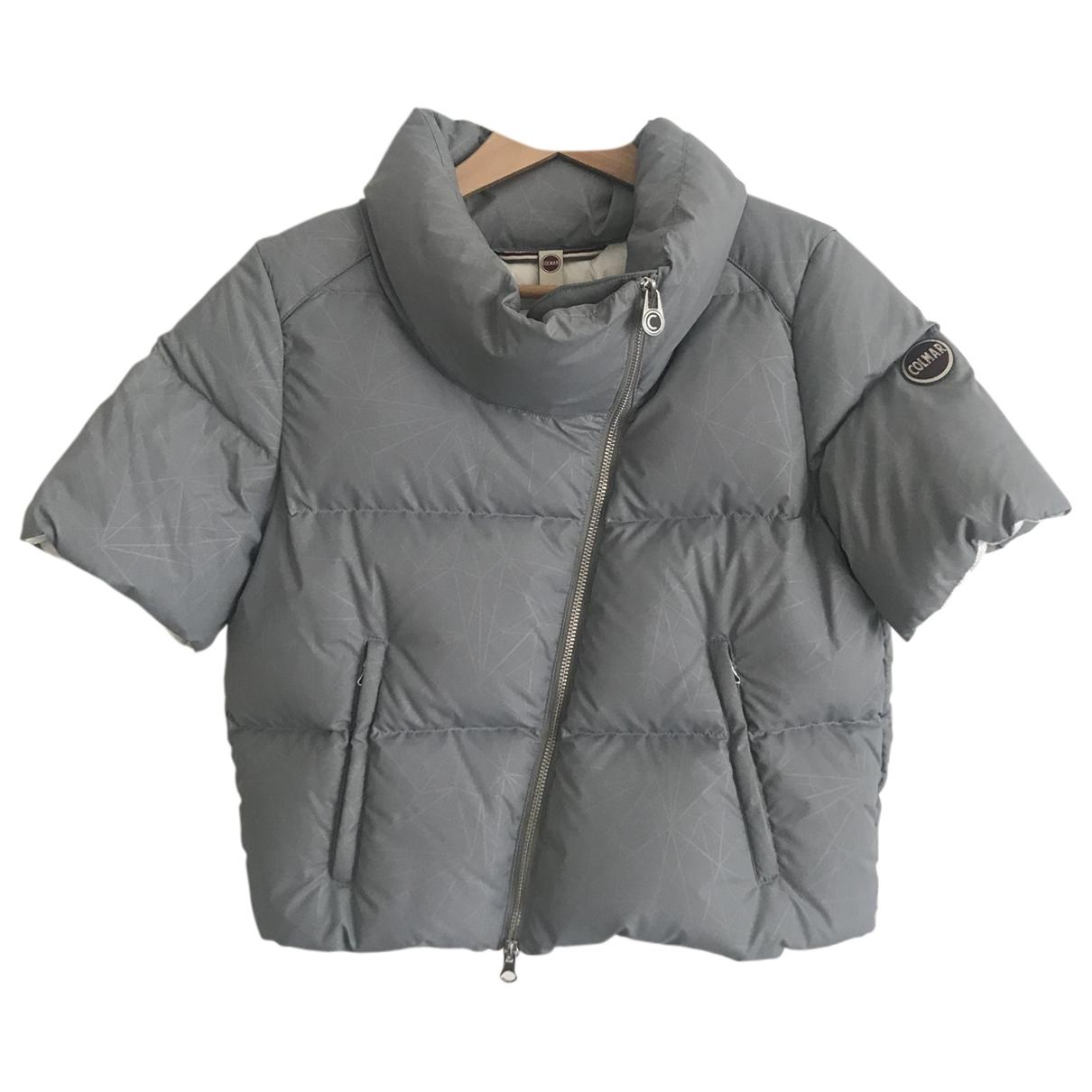 Colmar \N Grey coat for Women 42 IT