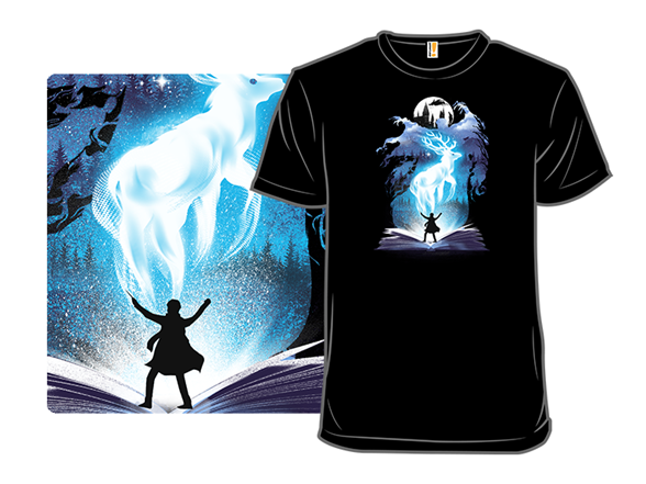 The 3rd Book Of Magic T Shirt