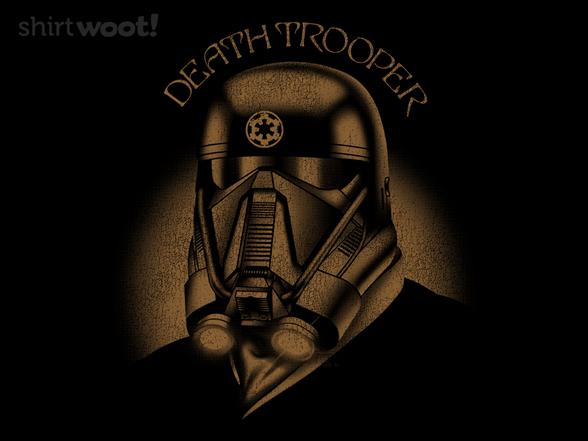 Death Trooper T Shirt