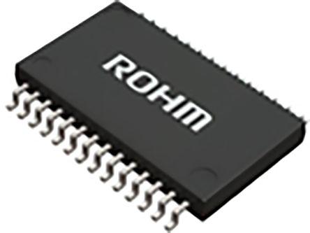 ROHM BD37531FV-E2 6-Channel Audio Processor, 28-Pin SSOP (2)