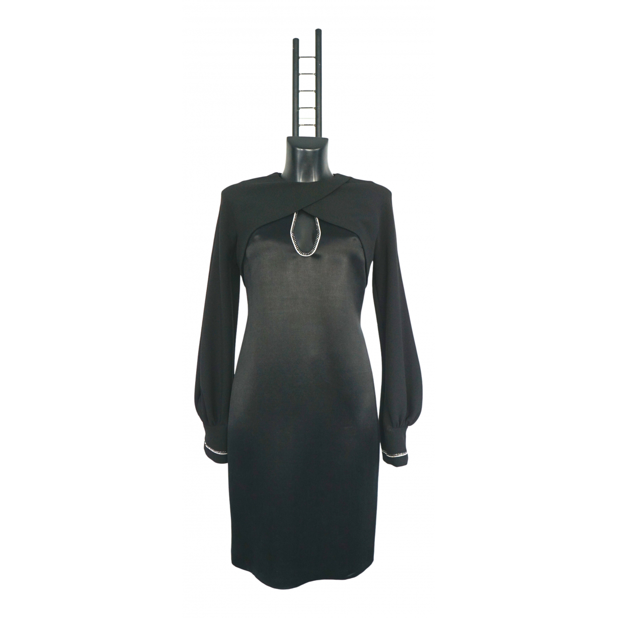 Genny \N Black dress for Women 40 IT