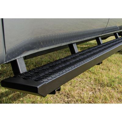 Nfab Growler Step System (Textured Black) - GFD19CC-TX