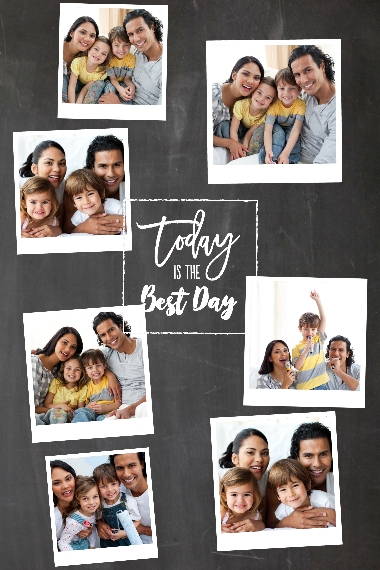 Everyday 24x36 Poster , Home Décor -Best Day Ever