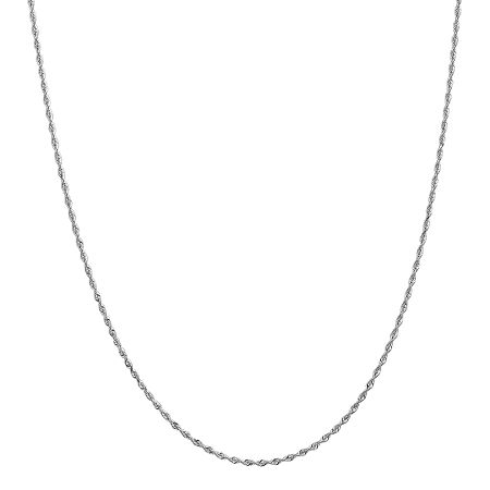 16 Inch Rope Chain Necklace, One Size , No Color Family