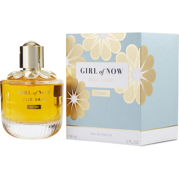 Elie Saab - Girl Of Now Shine : Eau de Parfum Spray 6.8 Oz / 90 ml