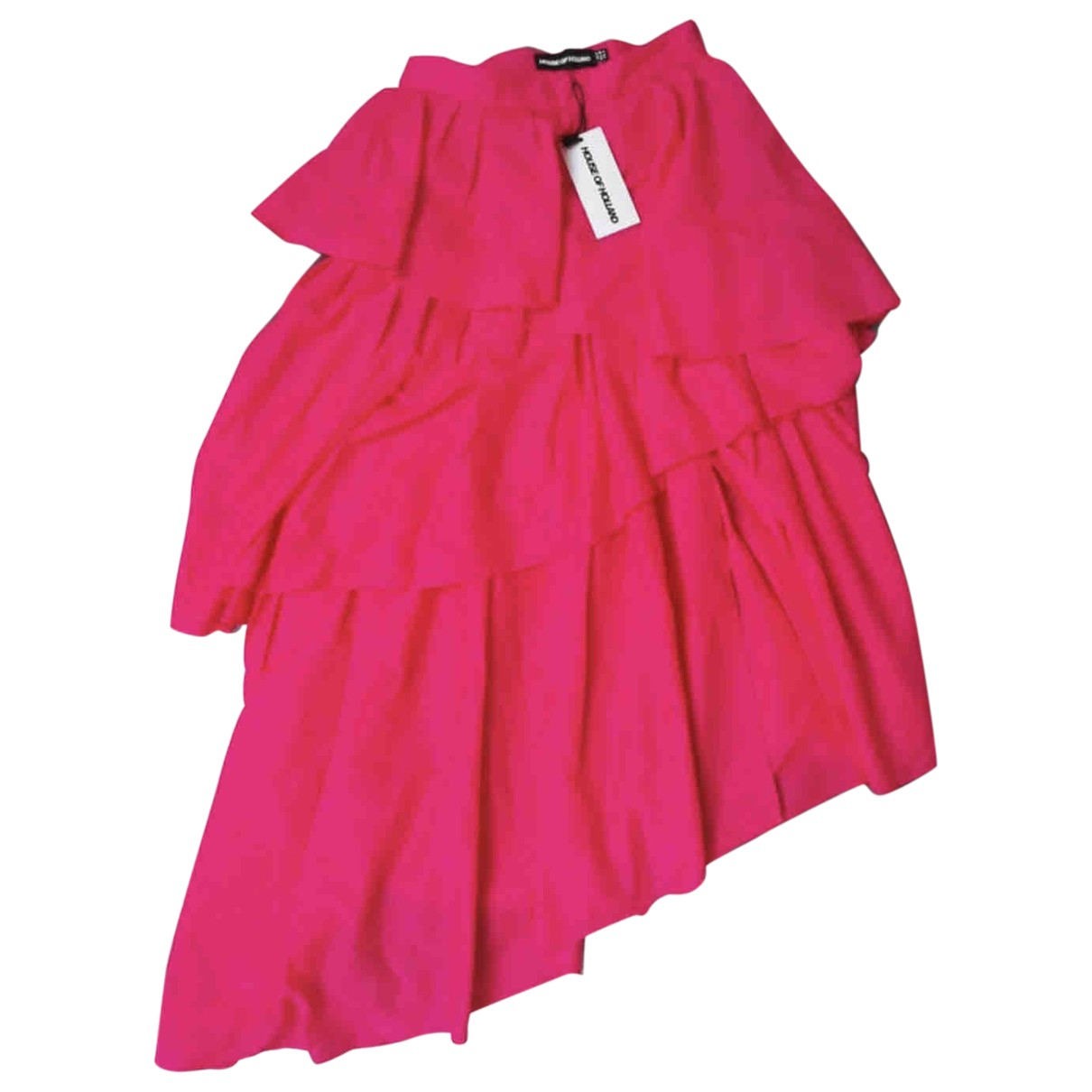 House Of Holland \N Pink skirt for Women XS International