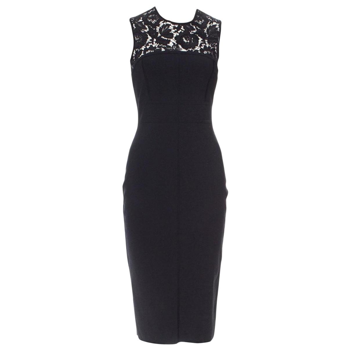 Valentino Garavani \N Black dress for Women S International