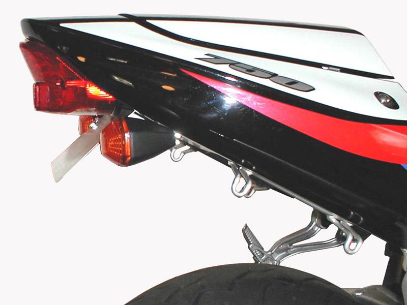 Competition Werkes 1S754 Fender Eliminator Kit w/ Signals Suzuki GSX-R 750 01-03
