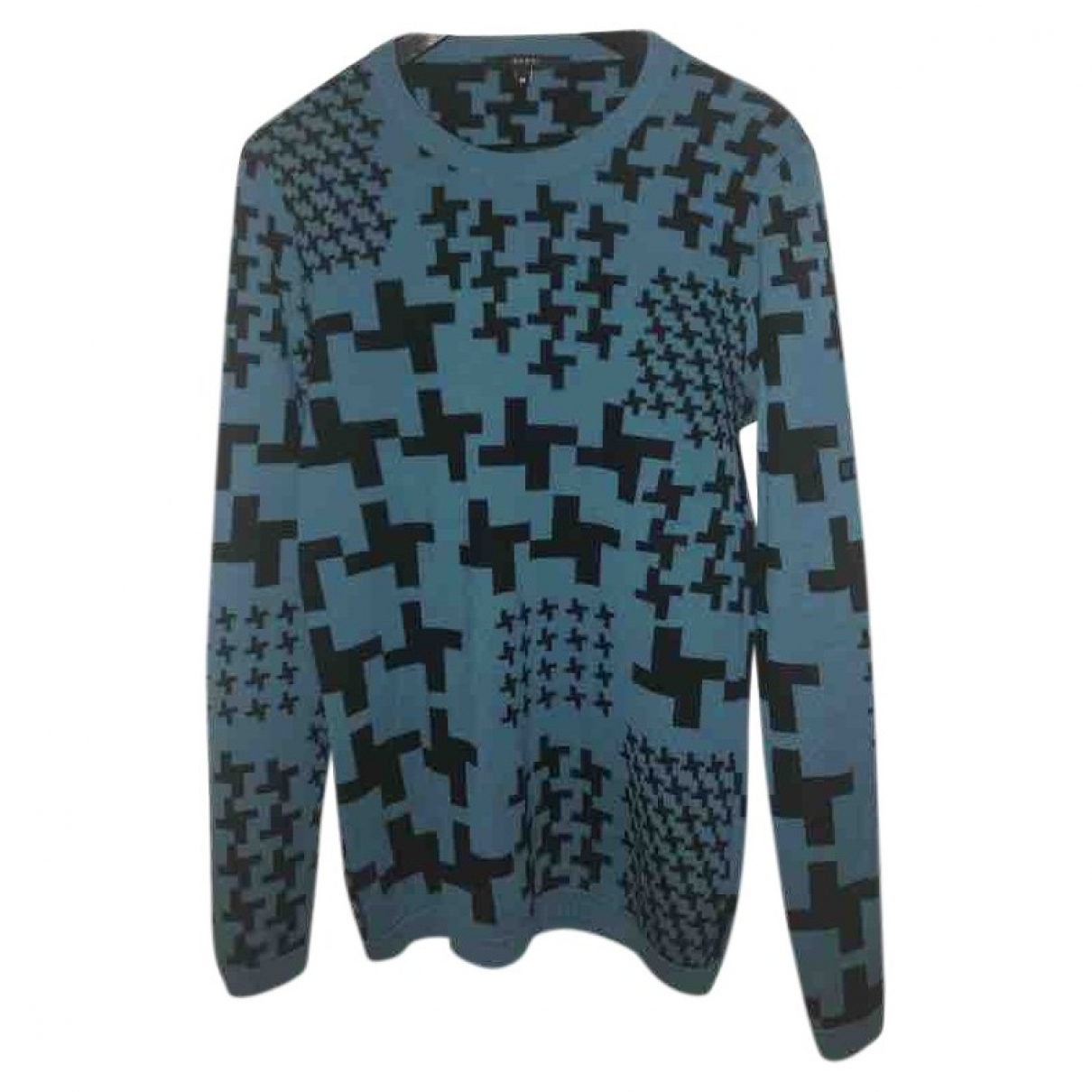 Gucci \N Blue Cashmere Knitwear & Sweatshirts for Men M International