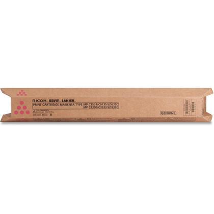 Ricoh 841422 Original Magenta Toner Cartridge 16000 Pages (841278)