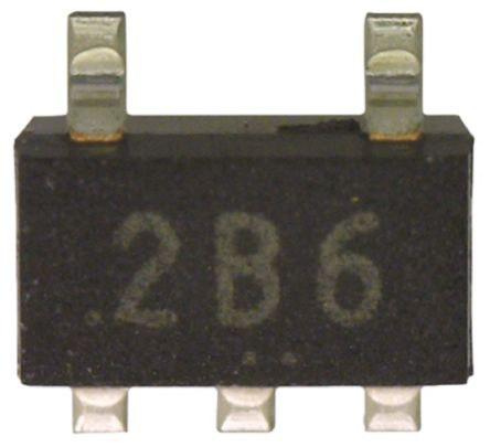 Toshiba TC7S32F(F) 2-Input OR Logic Gate, 5-Pin SSOP (5)