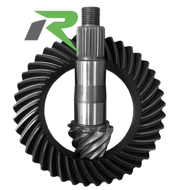 Revolution Gear and Axle D44JL-456 D44 (220MM) Rear JL and JT Ring and Pinion 4.56 Ratio