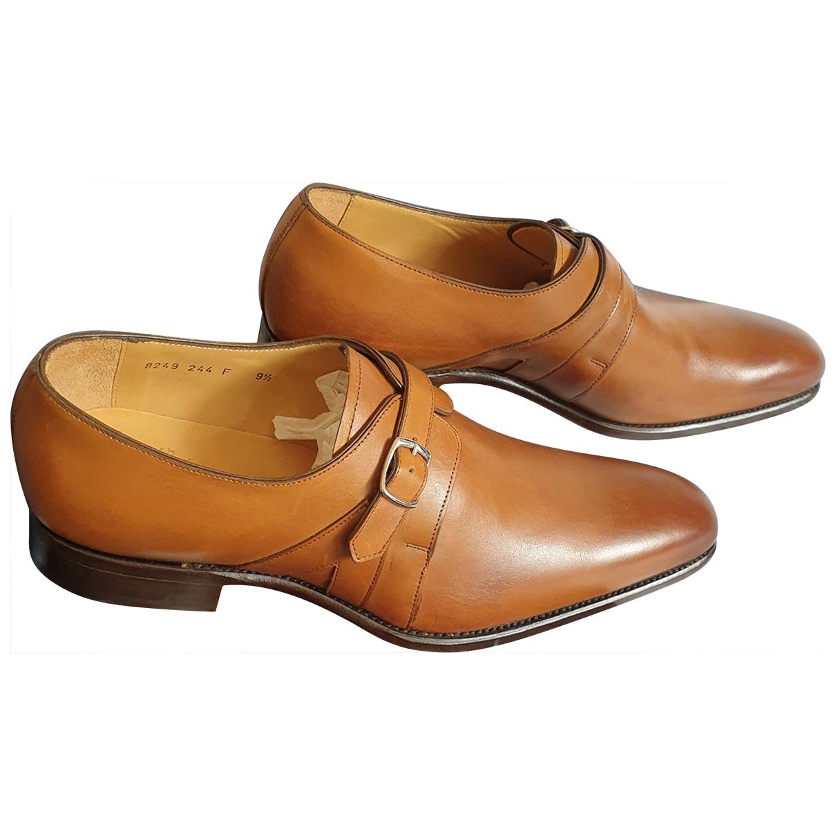 Emling \N Leather Flats for Men 43.5 EU