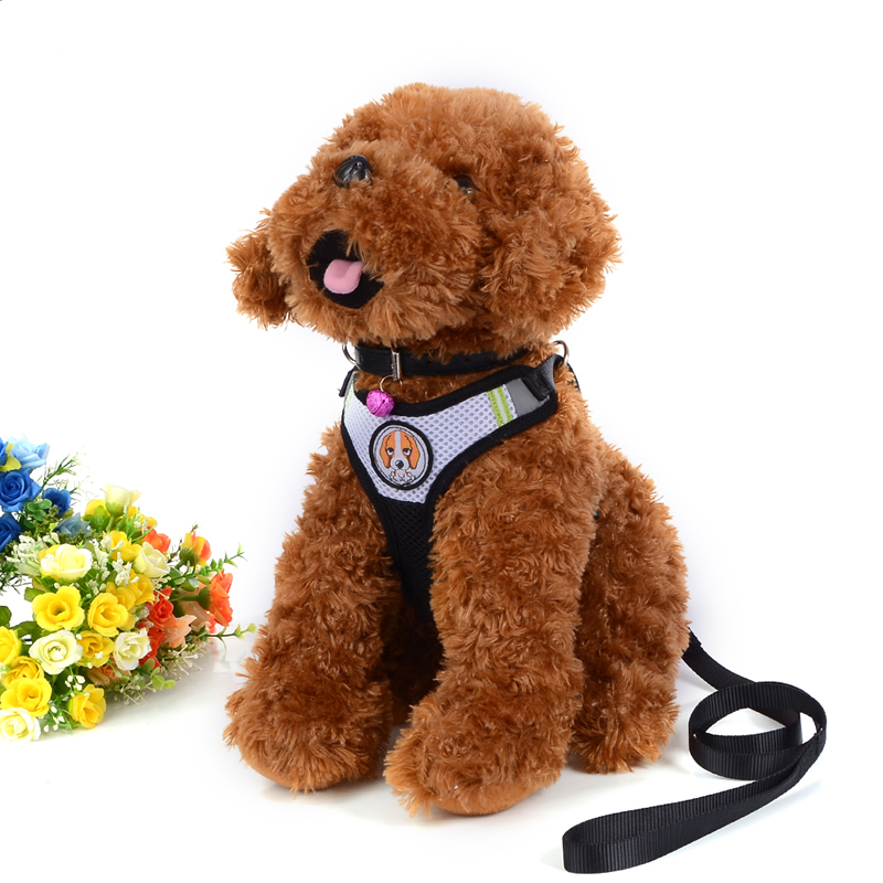 For Training&Walking Breathable Pet Lead Rope For Dogs
