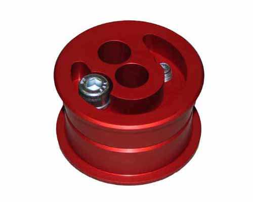 Tarett Engineering TABKA02 Thrust Arm Bushing Kit Each Non Adjustable Rear Porsche 997.2 Carrera 09-11