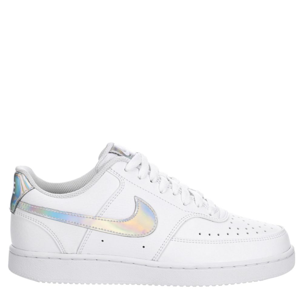 Nike Womens Court Vision Low-Top Shoes Sneakers