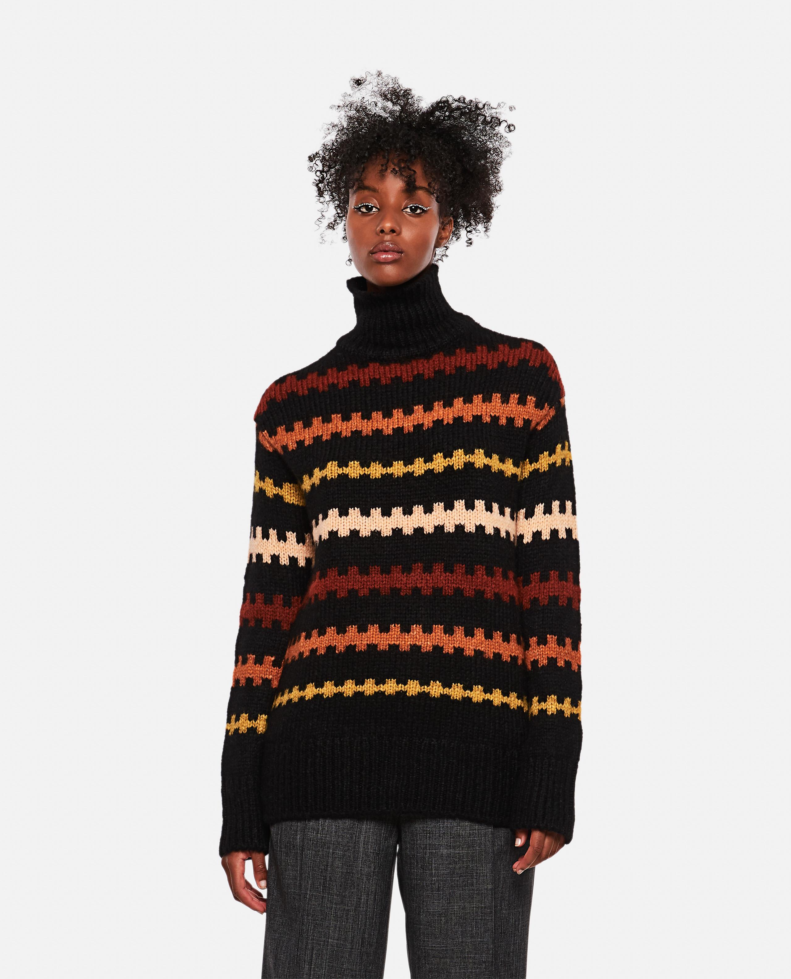 Artist Stripe striped sweater