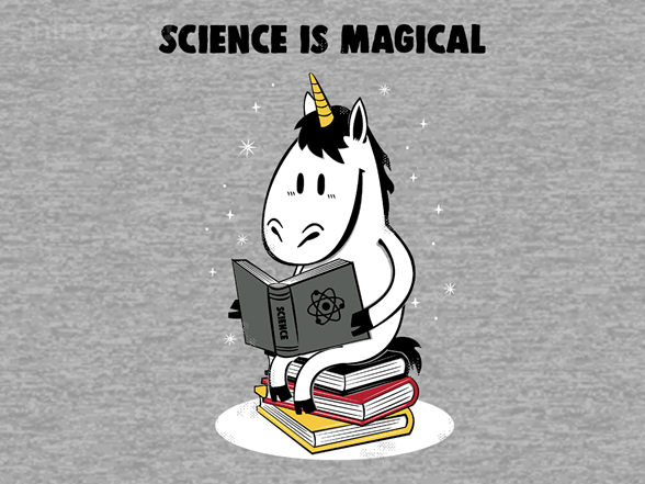 Science Is Magical T Shirt
