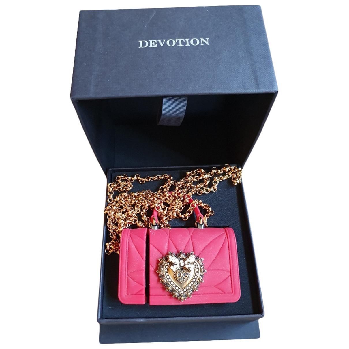 Dolce & Gabbana \N Crystal Phone charms for Women \N