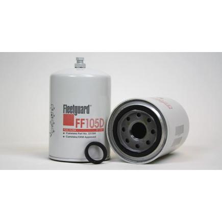 Fleetguard FF105D - Fuel, Spin On Filter