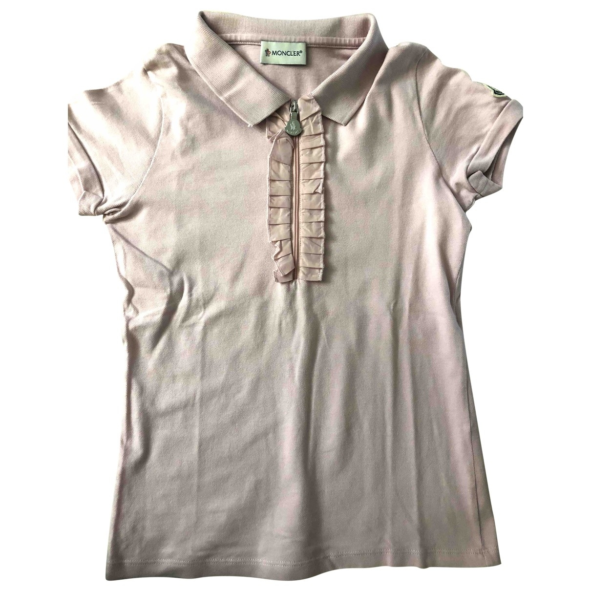 Moncler \N Pink Cotton  top for Kids 10 years - until 56 inches UK