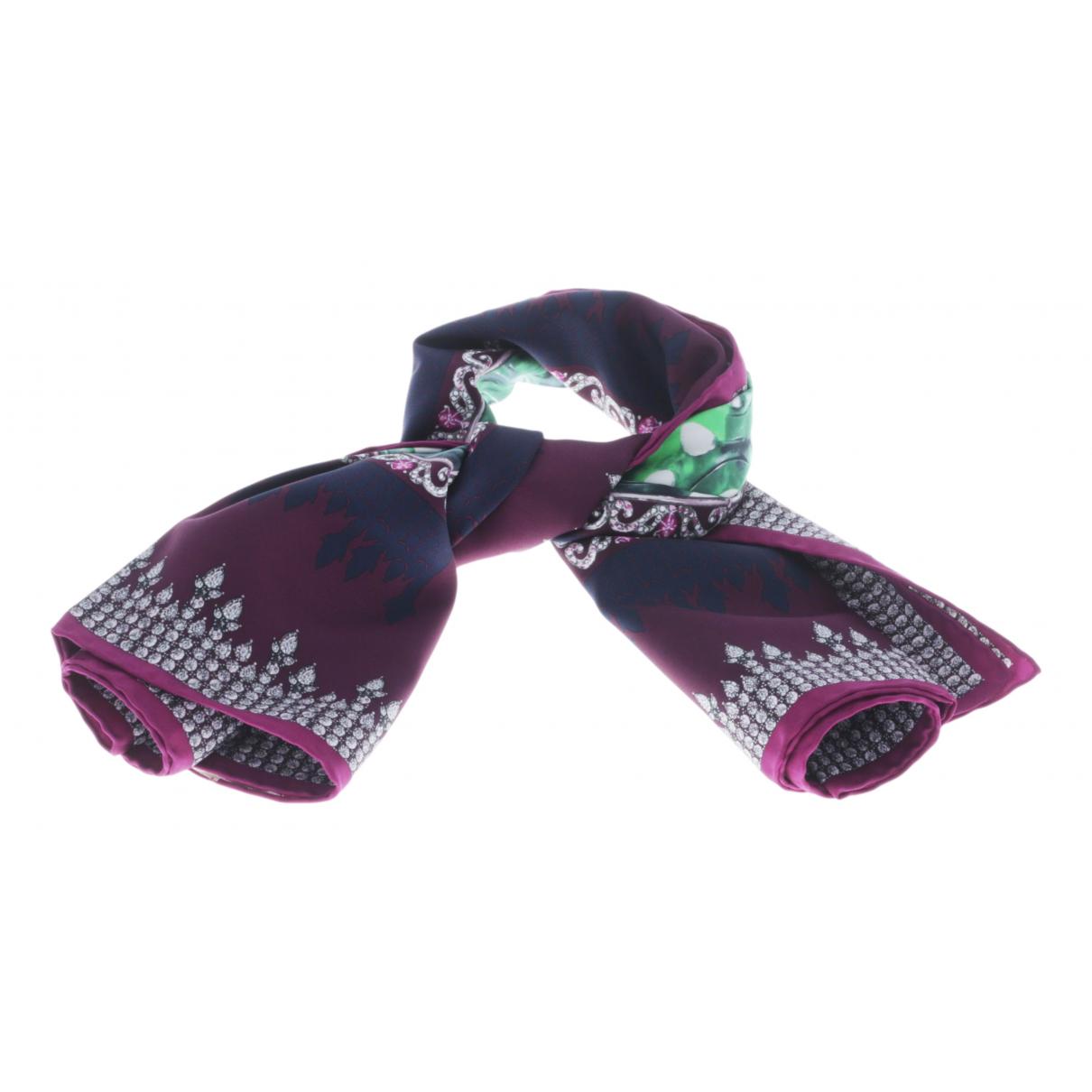 Chopard \N Pink Silk scarf for Women \N