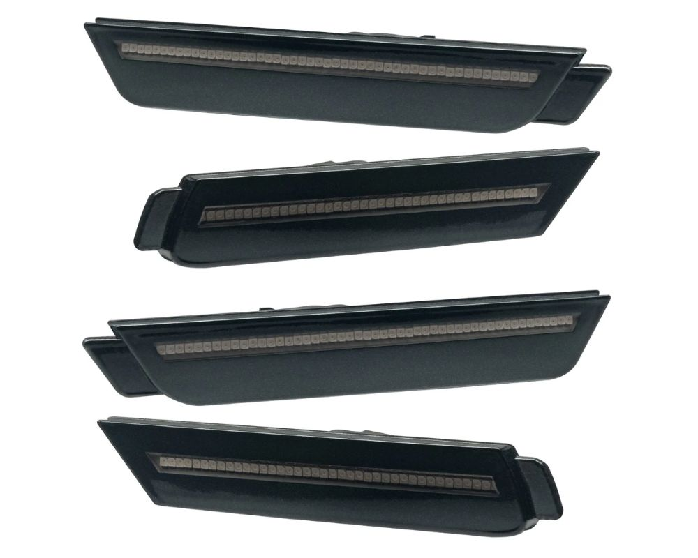 Oracle Lighting 3101-GAR501-T SMD Sidemarkers Carbon Flash Metallic GAR501 - TINTED Chevrolet Camaro 2010-2015