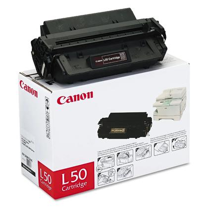 Canon L50 Original Black Toner Cartridge