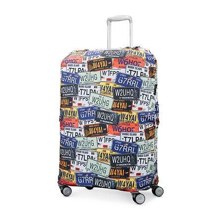 Samsonite Medium Printed Luggage Cover, One Size , Multiple Colors