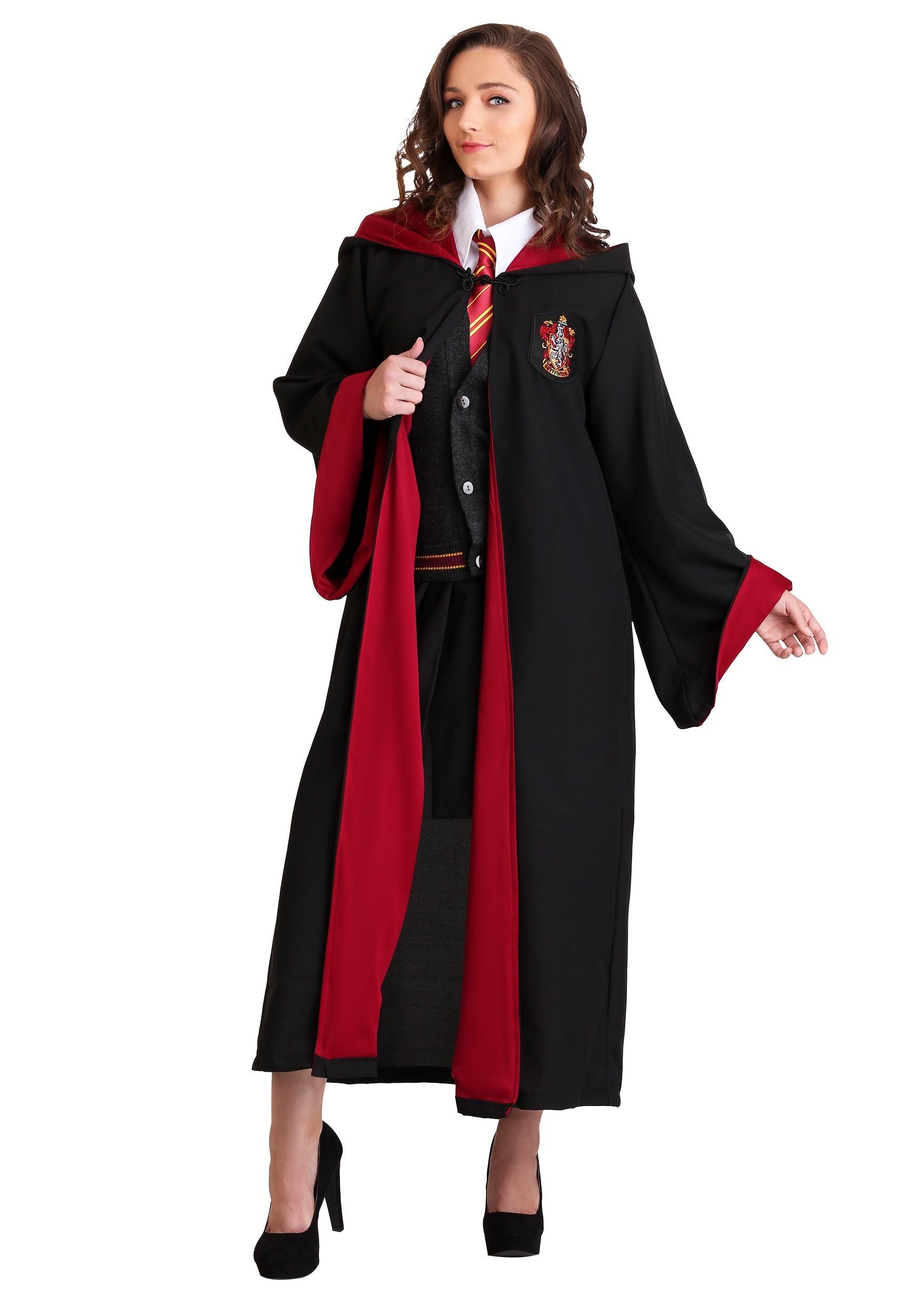 Deluxe Hermione Costume for Women