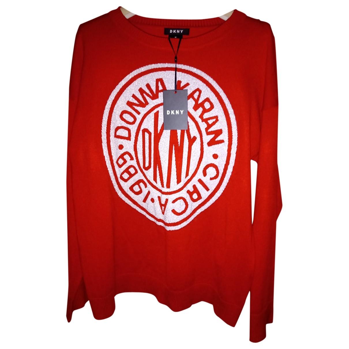 Dkny \N Red Knitwear for Women M International