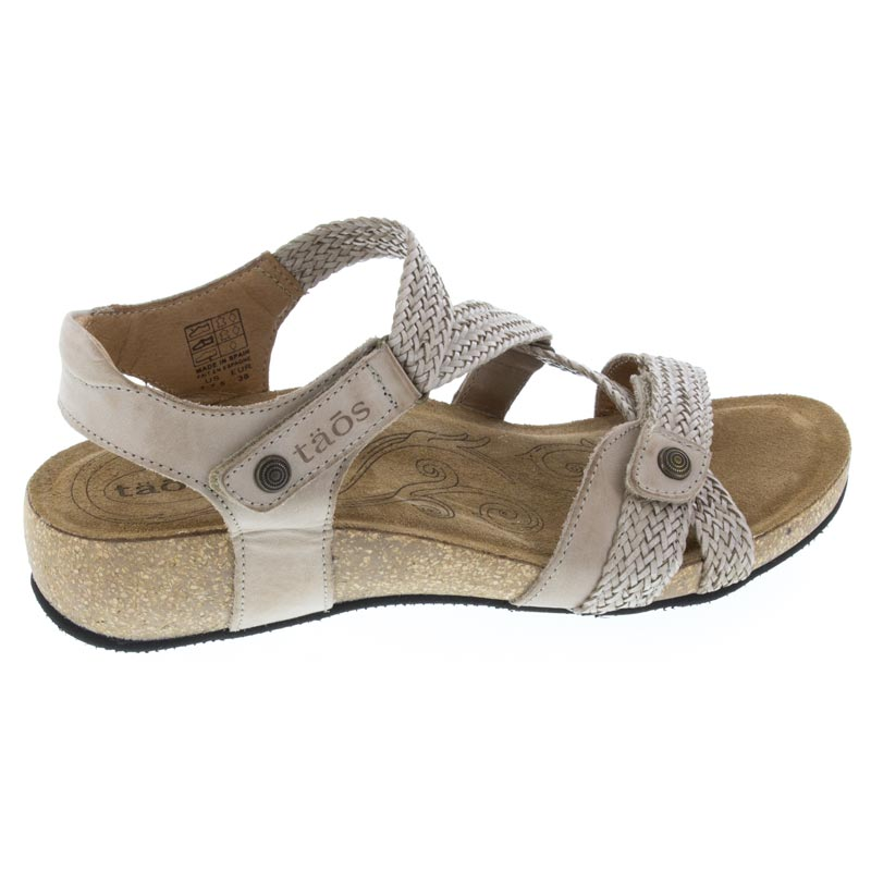 Taos Trulie Stone Leather 42