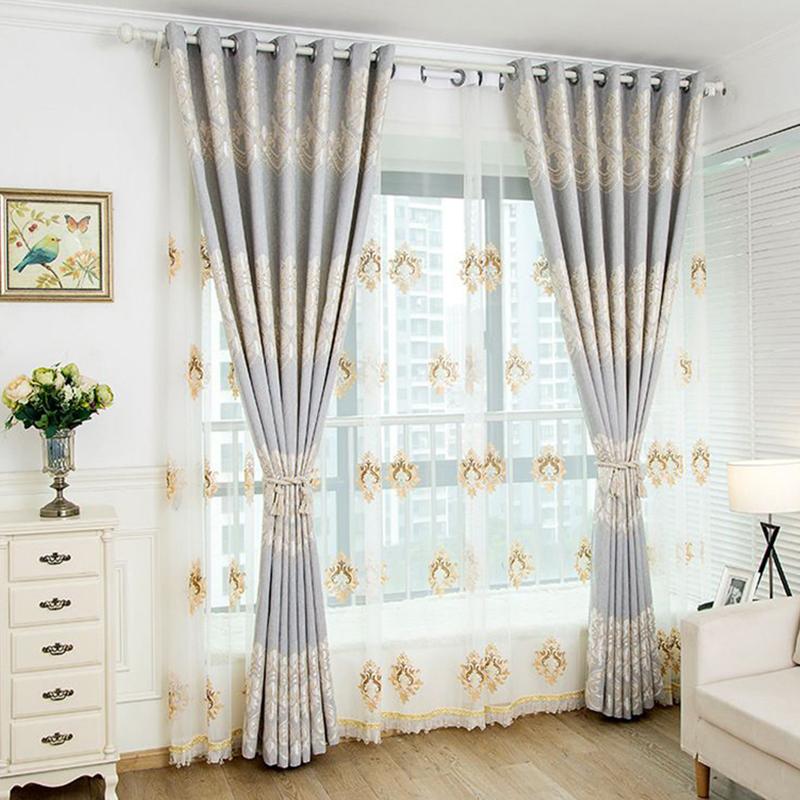 Beddinginn Modern Window Screening Decoration Curtains/Window Screens