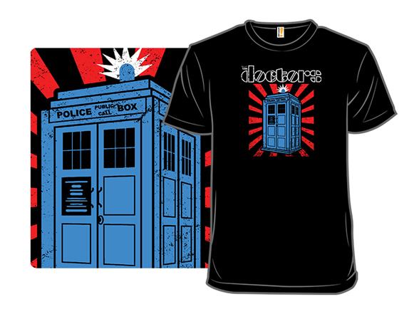 The Doctors T Shirt