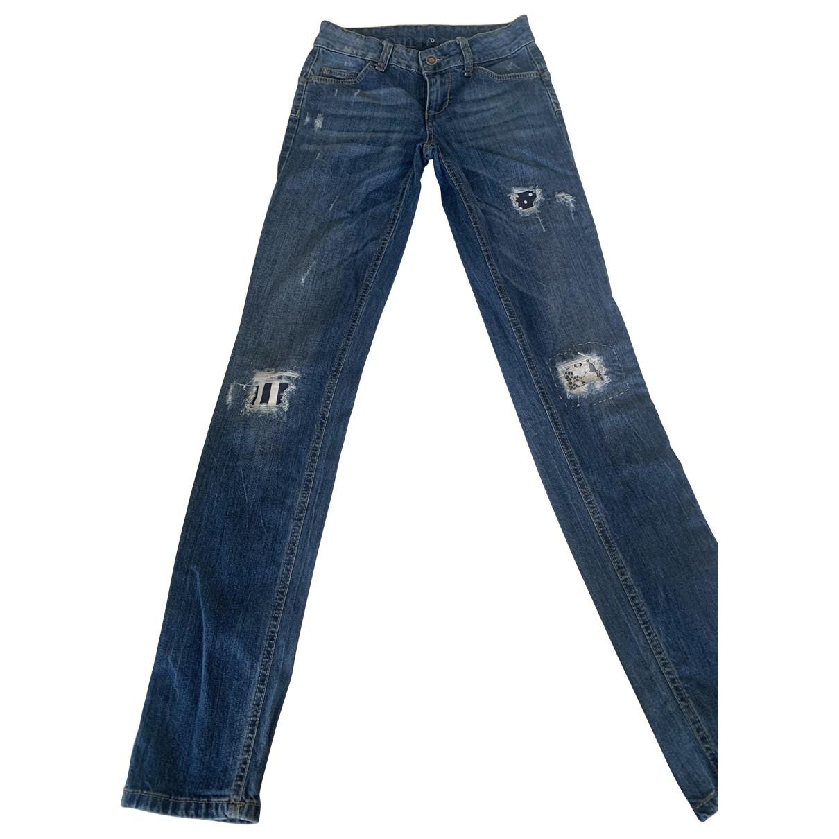 Liu.jo \N Blue Denim - Jeans Jeans for Women 25 US