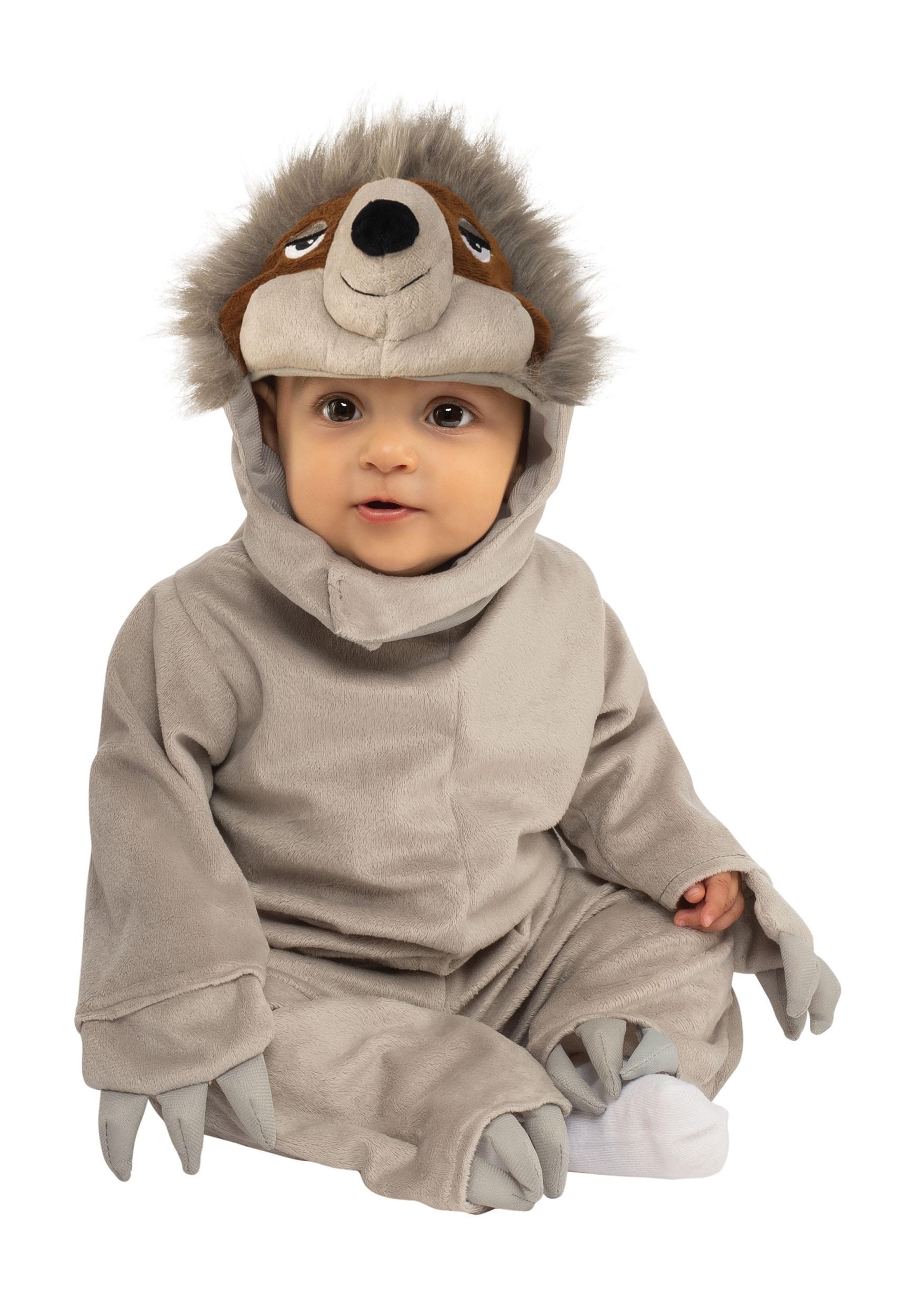 Li'l Cuties Toddler's Sloth Costume